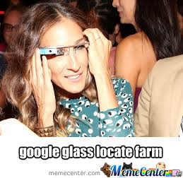 Google Glass Locate Stable