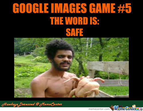 Google Images Game #5