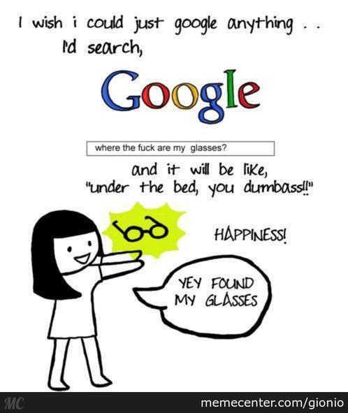 Google In Our Life:)