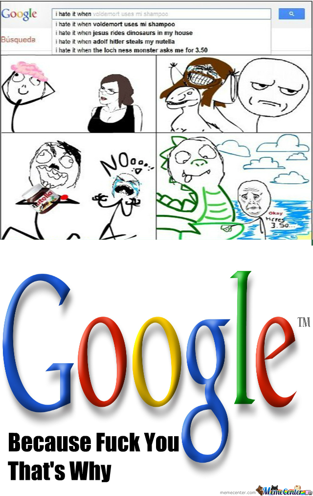 Google Is The Biggest Troll