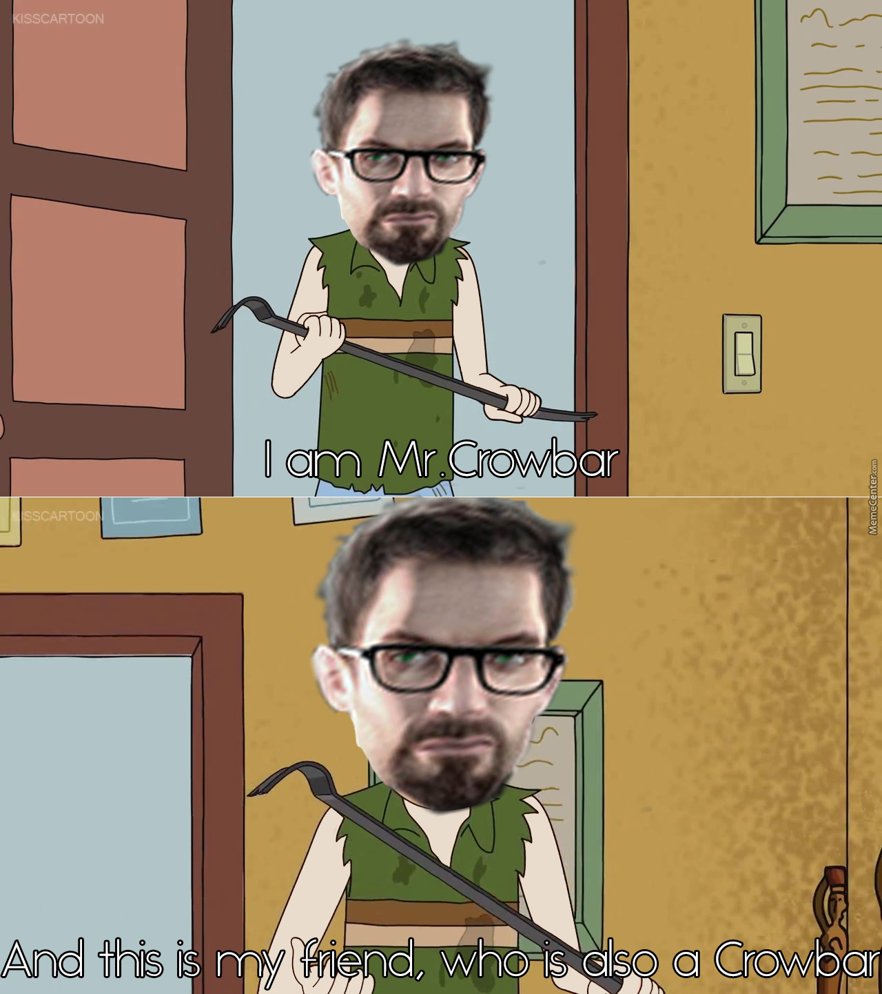 Gordon Freeman Thought About Having A Vagina Before