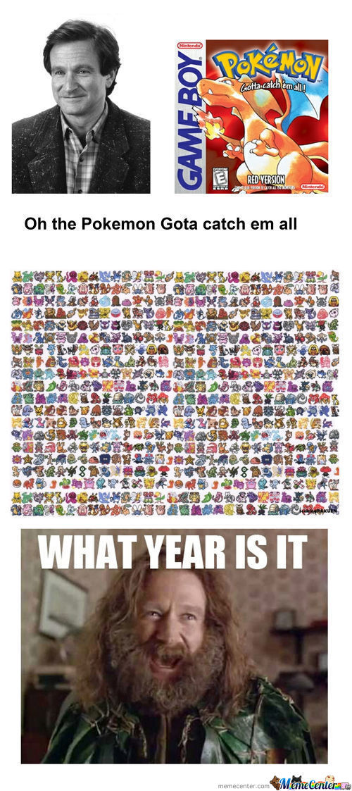 Gota Catch Em All!