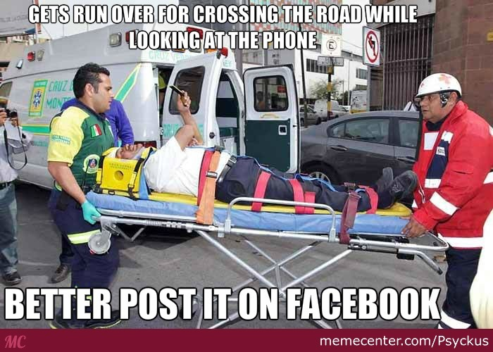 #gotrunover #ouch #pain #hurts #stupiddriver #lol