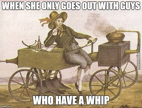 Gotta Have A Whip