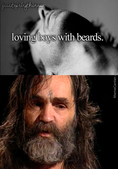 gotta love that psycho nazi hobo look_o_5607885 manson memes best collection of funny manson pictures,Charles Manson Memes