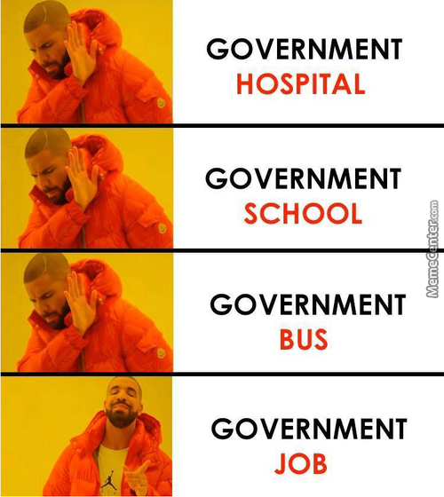 Government Offered