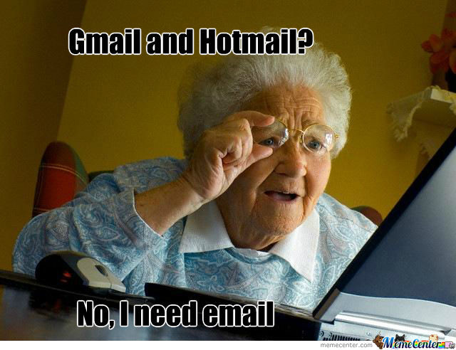 grandma emailing_o_839148 gmail memes best collection of funny gmail pictures