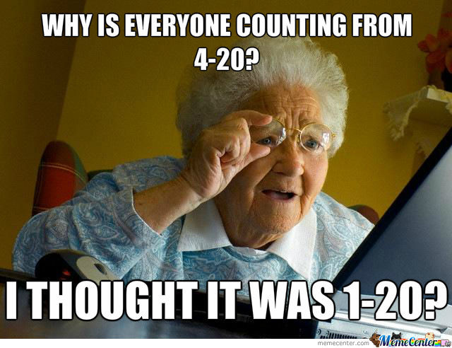 Grandma Is Shocked About 420.