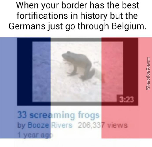 Great Forethought There France