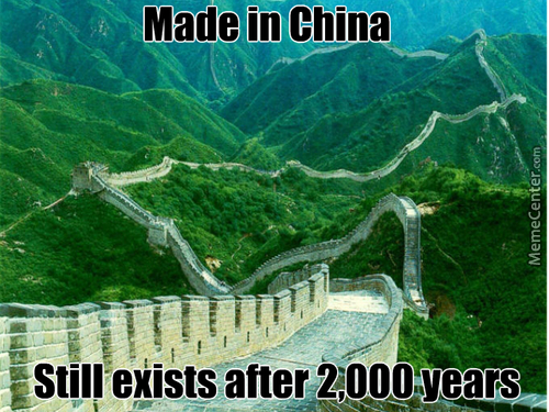 Great Wall Of China