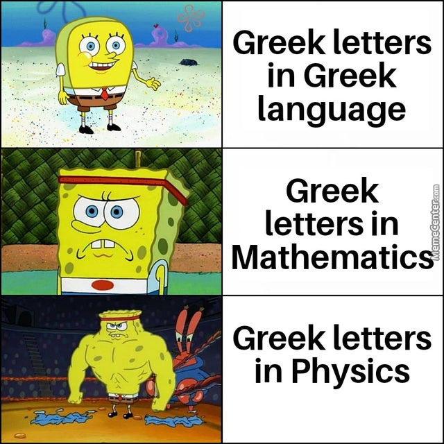 Greek Alphabet In A Nutshell