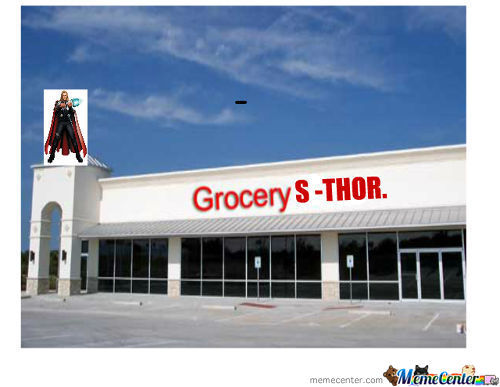 Grocery S-Thor