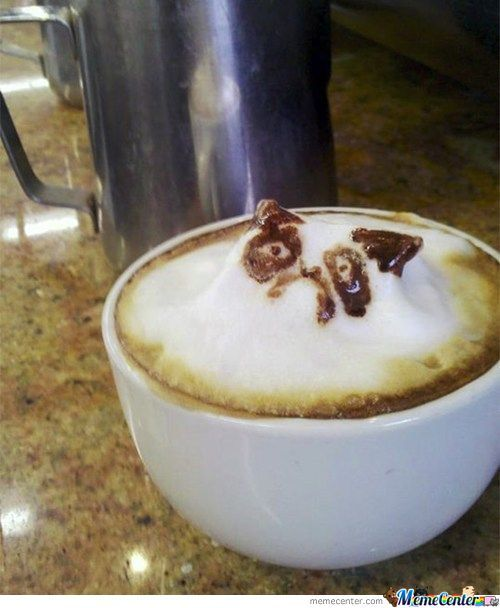 Grumpuccino Anyone?