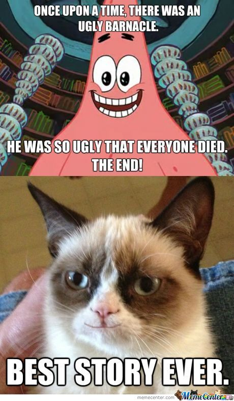 grumpy cat approves_o_1025421 grumpy cat approves by snajath meme center