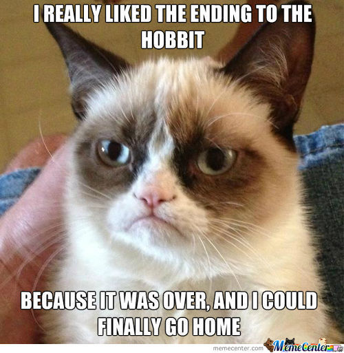 Grumpy Cat Critic Review