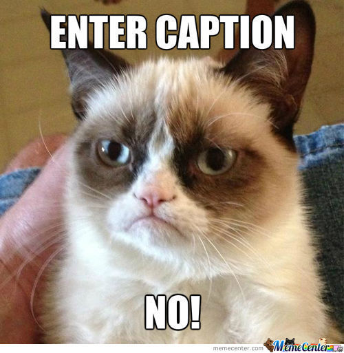 Grumpy Cat Doesn't Even Like Being A Meme