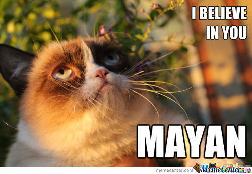 Grumpy Cat Prays For The Apocalypse