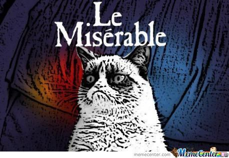 Grumpy Cats Favourite Musical