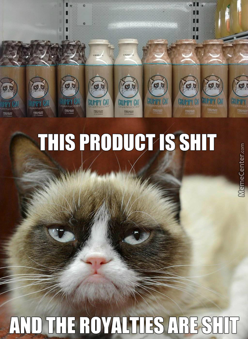 Grumpy Sell Out