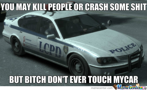 Gta Cops Logic