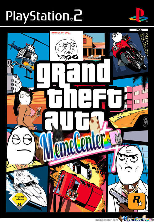 Gta: Memecenter