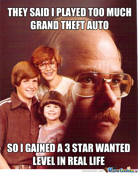 Gta Vengeance Dad