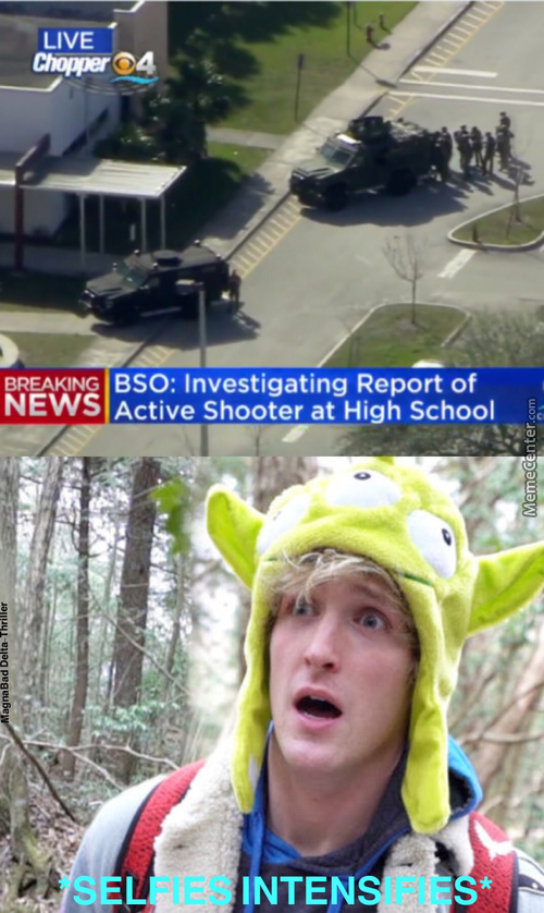 Guess We Know Where Logan Paul Will Go