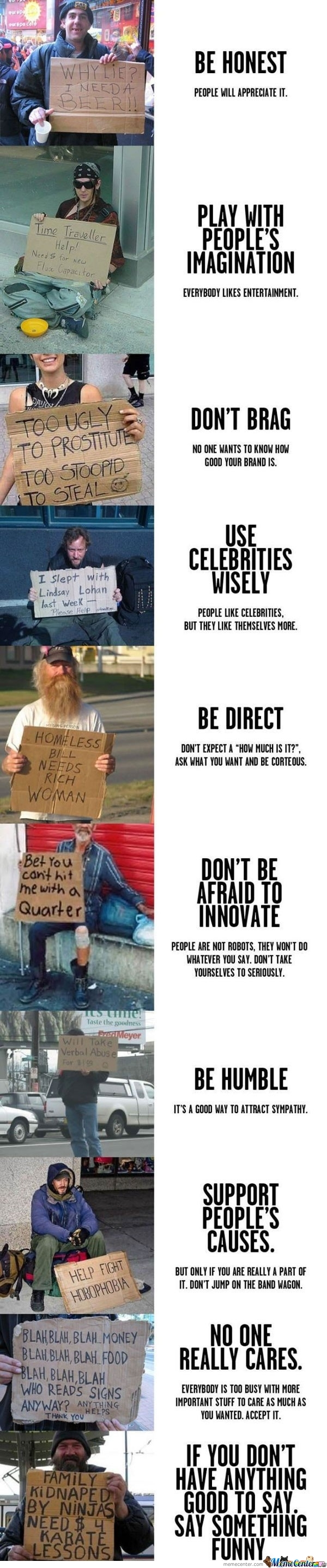 Guide To Getting Money As A Homeless Person