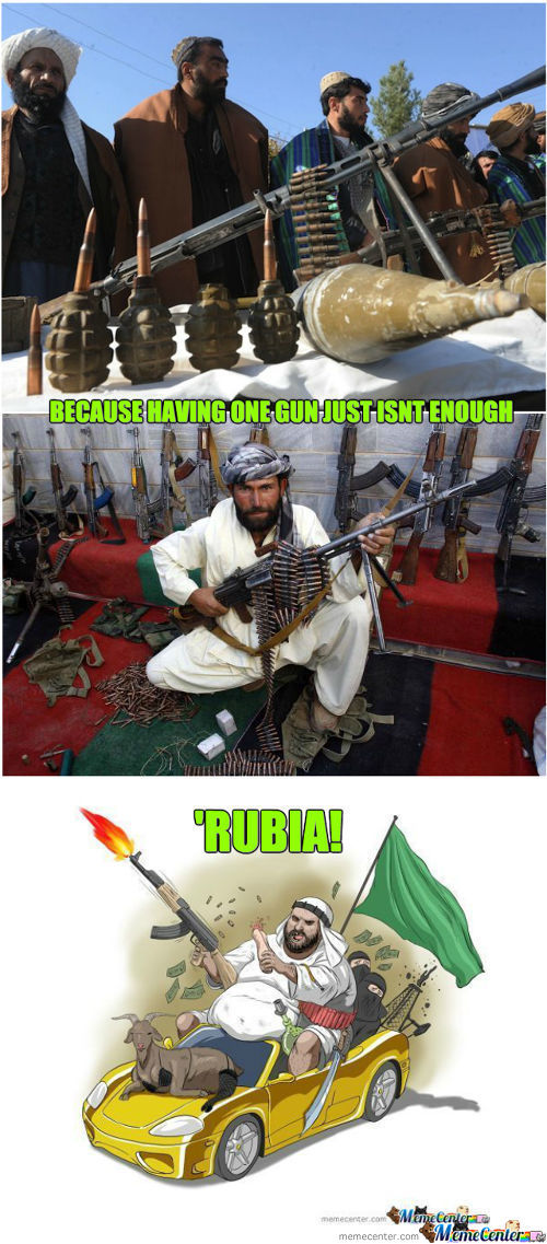 Guns In Rubia - Credit To 'nedesem'