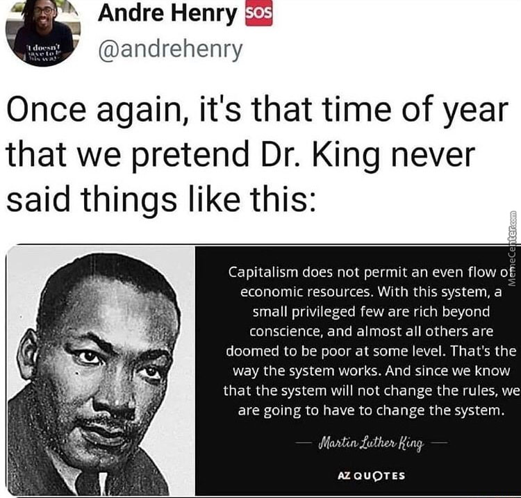 Guys He Was Conservative That Didn T Hate Black People By Mememan Meme Center
