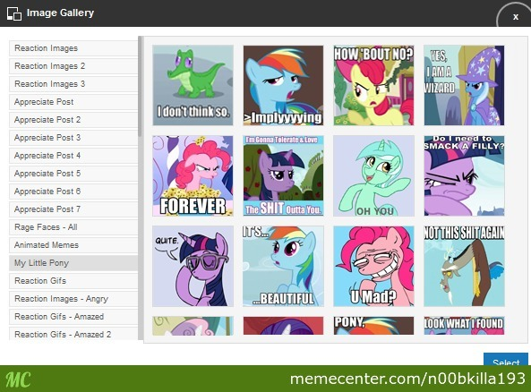 Guys They Finished The Mlp Section!