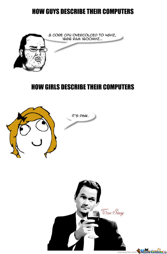 Guys Vs. Girls
