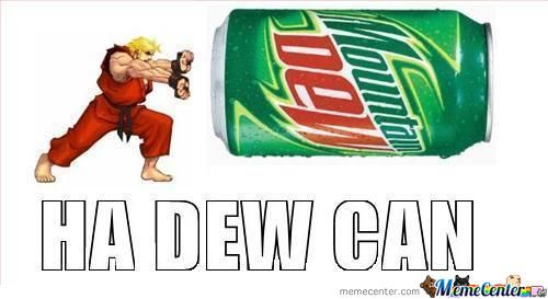 Ha Dew Can
