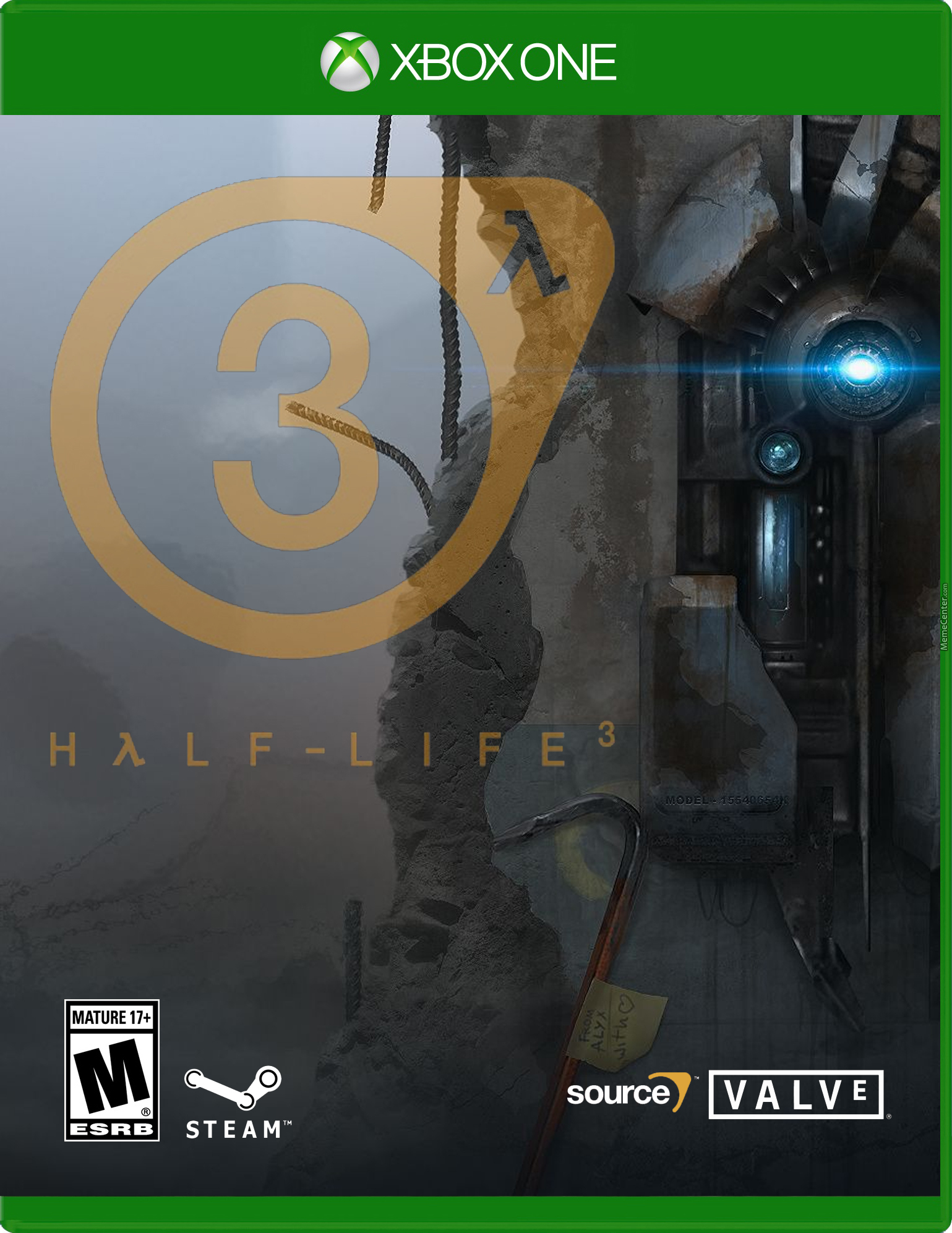 Half Life 3 Release Date 15/11/2014 by bluntgamingreviews