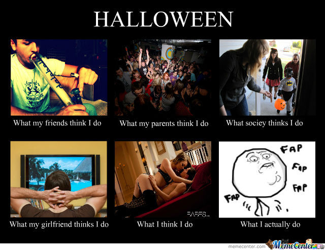 Halloween - The Sad Truth