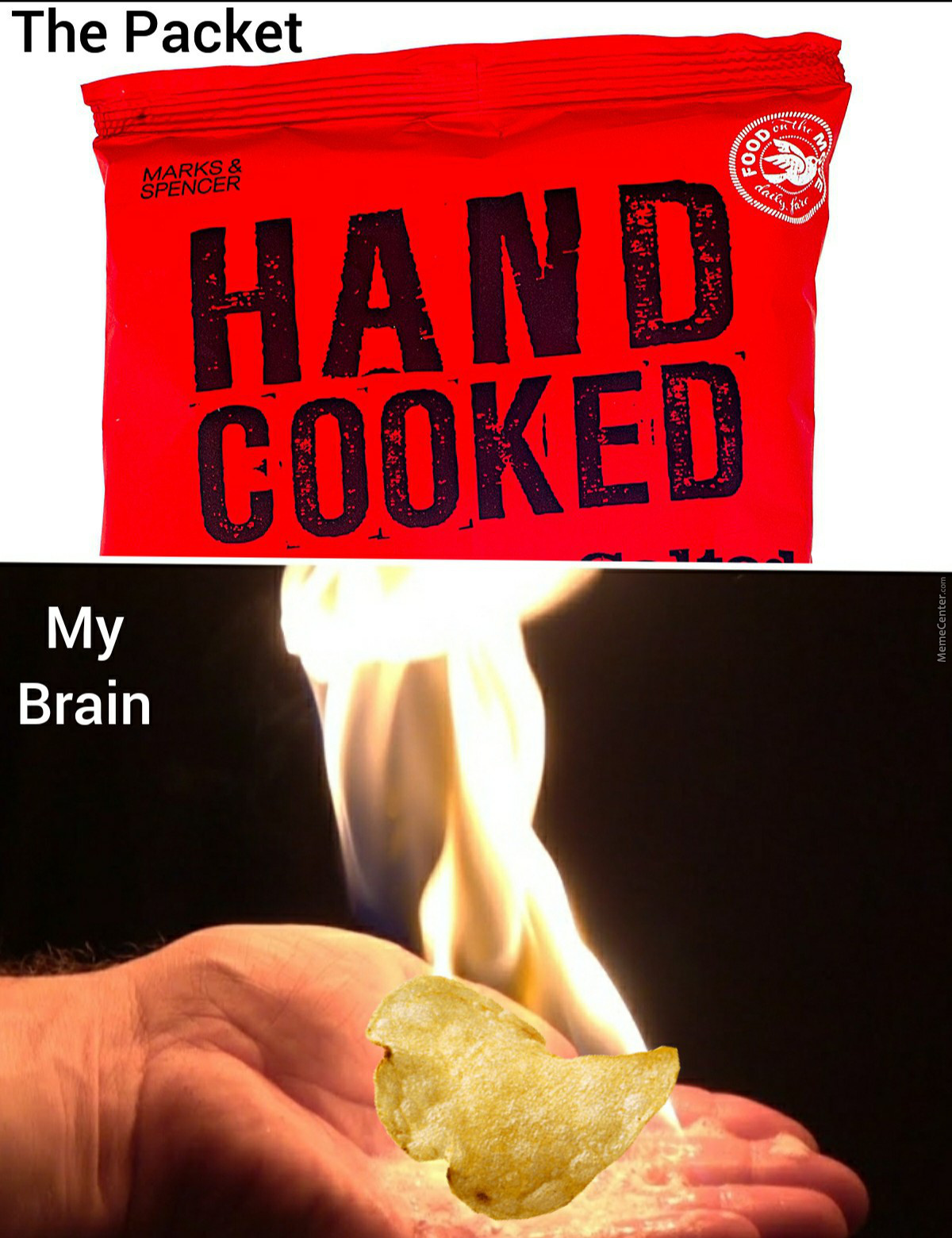 Hand Cooked Crisps