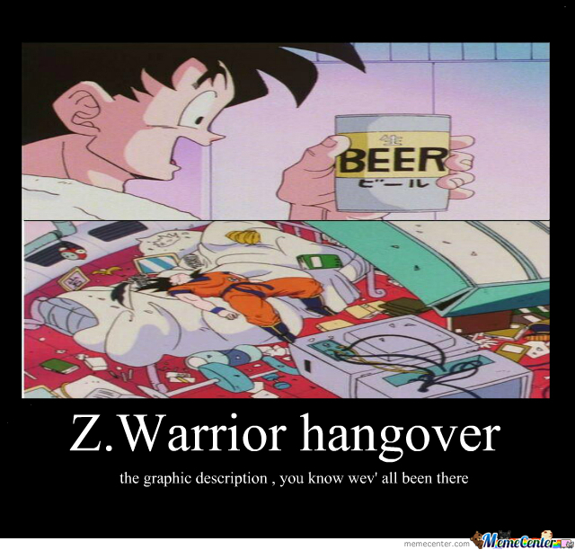 Hangover by 12connerkent - Meme Center