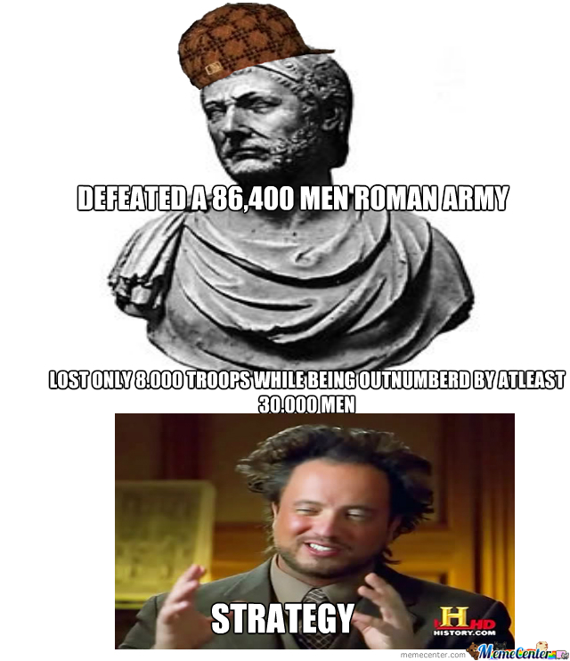 Hannibal The Great By Azkani Meme Center