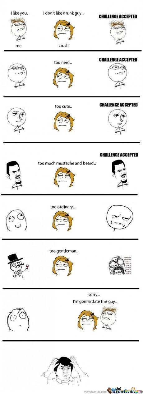Happen To Me Once...