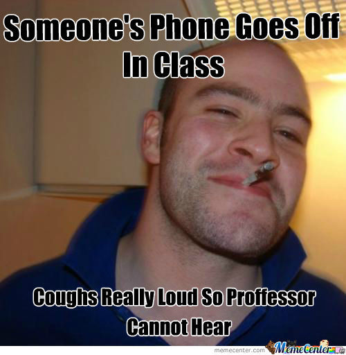 Happened To Me In Class Today