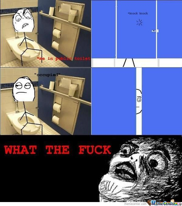 Happened To Me Once....