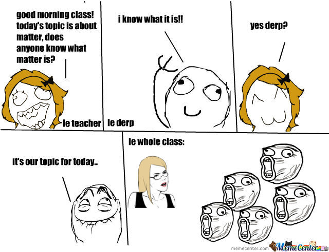 Happened Today During Classes