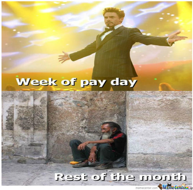 Happens Every Month