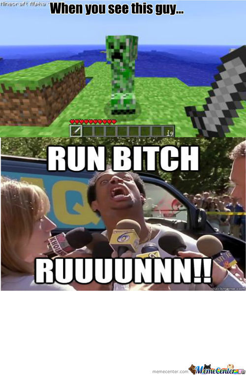 Happens Everytime I Play Minecraft