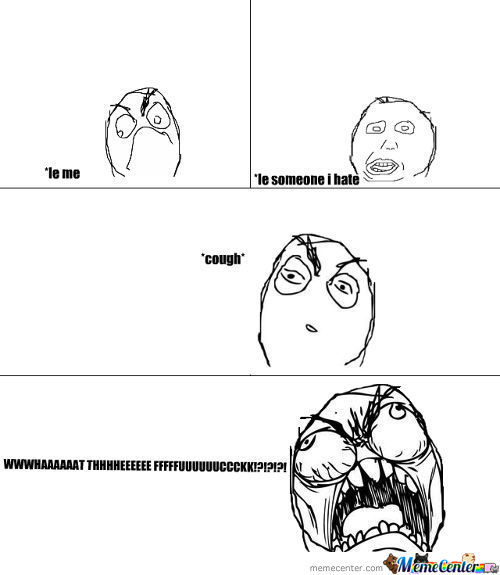 Happens To Everyone I Hate..