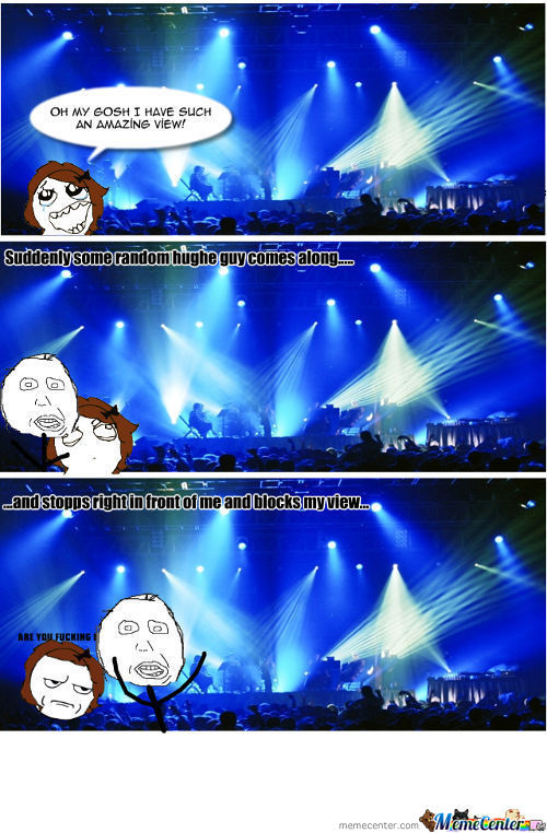 Happens To Me At Every Concert..