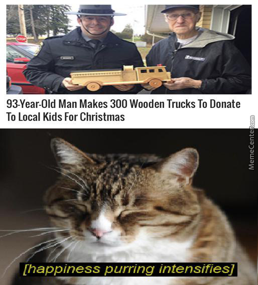 Happiness Purring