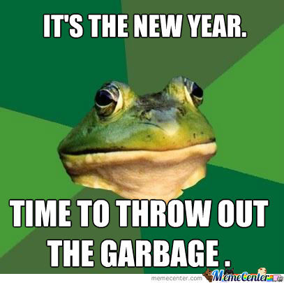 Happy 2013 Motherfuckers.