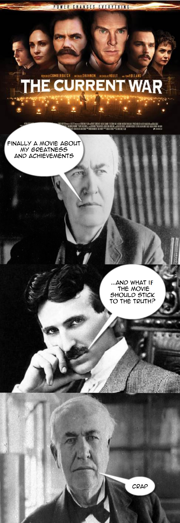 Happy Birthday Tesla (I Doubt The Film Will Be Accurate, But, We Can Hope)