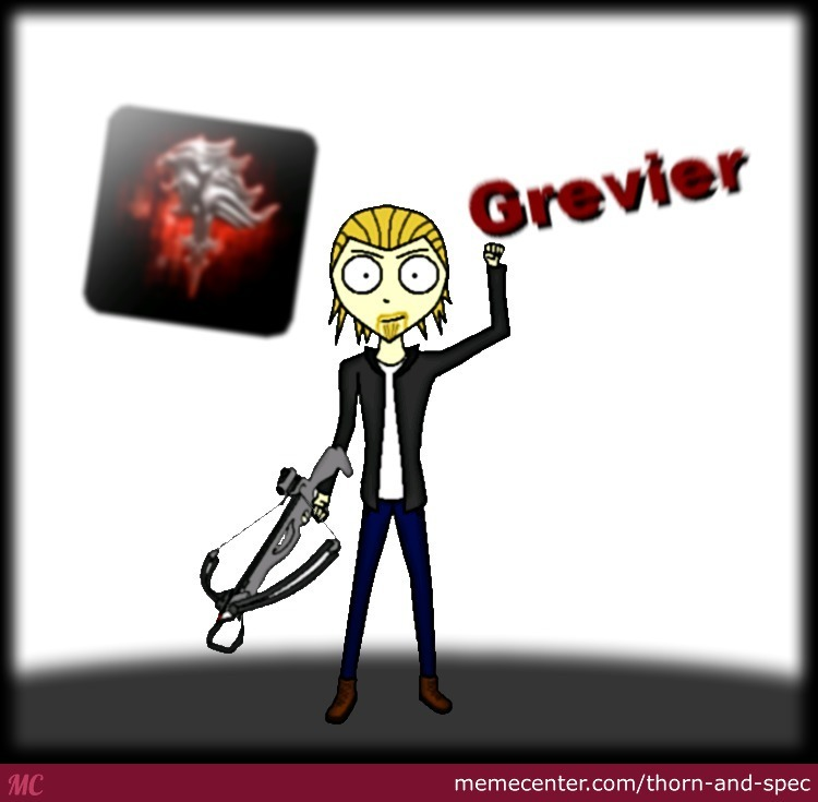 Happy Gaming Grevier! :)